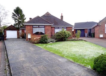 Thumbnail 3 bed detached bungalow for sale in Butley Close, Macclesfield