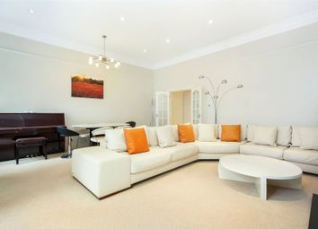 Thumbnail 3 bedroom flat to rent in Hornton Street, Kensington, London