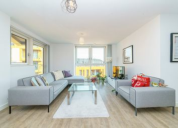 Thumbnail 3 bed flat for sale in Cable Walk, London