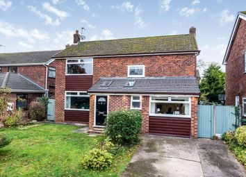 4 bed detached house for sale in New Lane, Croft, Warrington, Cheshire WA3
