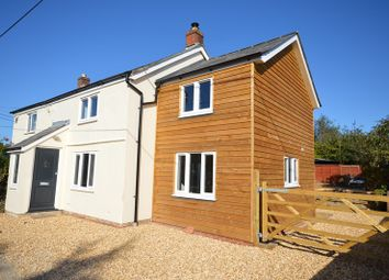 3 bed semi-detached house for sale in Bull Hill, Pilley, Lymington SO41