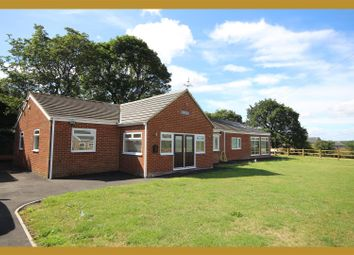 Thumbnail 4 bed detached bungalow for sale in Don Gardens, West Boldon, East Boldon