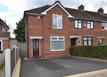 Thumbnail 3 bed end terrace house for sale in Effingham Road, Birmingham