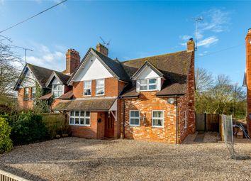 Thumbnail 5 bed detached house for sale in Mayfield Villas, Warnham Lane, Compton, Newbury
