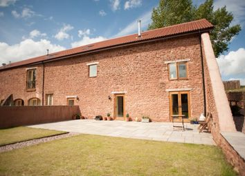 Thumbnail 3 bed barn conversion to rent in The Courtyard, Taunton