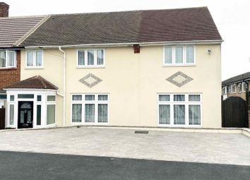 3 bed end terrace house for sale in Bridgwater Road, Romford RM3