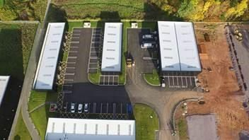 Thumbnail Business park to let in Units 5, 6, 7 & 8, Tern Valley Business Park, Market Drayton