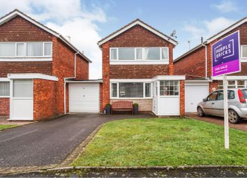 Thumbnail 3 bed link-detached house for sale in Fair Isle Drive, Nuneaton
