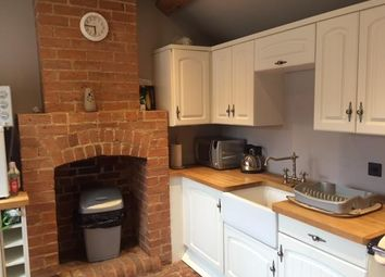 Thumbnail 1 bedroom barn conversion to rent in Hall Lane, Ullesthorpe, Lutterworth