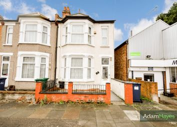 Thumbnail 3 bed end terrace house to rent in Glebe Road, Finchley
