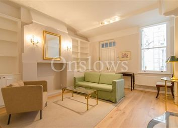 Thumbnail 1 bed flat to rent in Lowndes Street, London