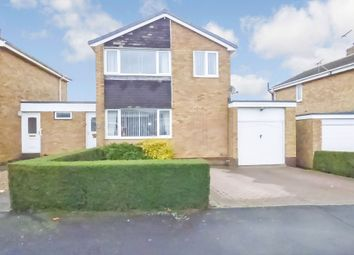 Thumbnail 3 bed detached house for sale in Porchester Drive, Cramlington