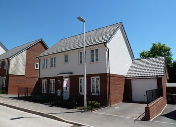 Thumbnail 4 bedroom detached house to rent in Mulligan Drive, Exeter