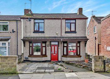 3 bed end terrace house for sale in John Street, Shildon, Durham DL4