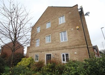 Thumbnail 3 bed town house for sale in Ocotal Way, Swindon, Wiltshire