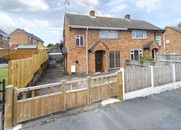 Thumbnail 2 bed semi-detached house for sale in Park View, Broseley, Shropshire.