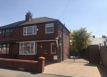 Thumbnail 3 bed semi-detached house to rent in Stonehead Street, Manchester