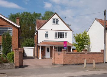 Thumbnail 5 bed detached house for sale in Station Road, Kegworth, Derby