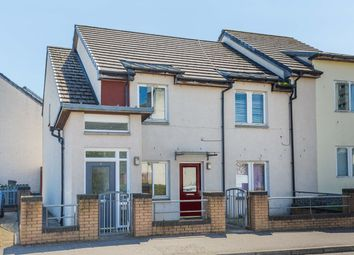 Thumbnail 2 bedroom flat for sale in Castleview Drive, Craigmillar, Edinburgh