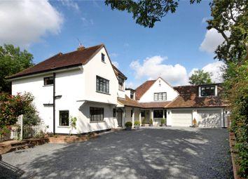 Thumbnail 6 bedroom detached house for sale in Wilton Lane, Jordans, Beaconsfield, Buckinghamshire