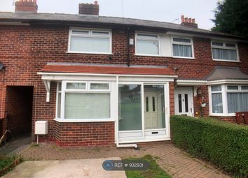 Thumbnail 3 bed terraced house to rent in Melvin Avenue, Manchester