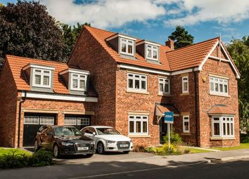 Thumbnail 5 bed detached house for sale in Cleminson Gardens, Cottingham, East Yorkshire