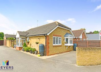 Thumbnail 2 bed bungalow for sale in Symes Road, Hamworthy, Poole