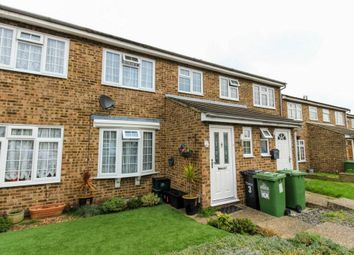 Thumbnail 3 bed terraced house for sale in Marsh Close, Cheshunt