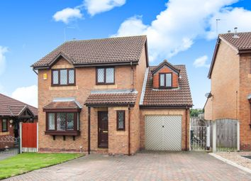 Thumbnail 4 bed detached house for sale in Stumpcross Way, Pontefract