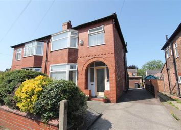 Thumbnail 3 bed semi-detached house for sale in Brentwood Drive, Eccles, Manchester