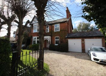 Thumbnail 4 bedroom detached house for sale in Victoria Road, Tilehurst, Reading