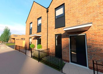 Thumbnail 2 bed terraced house for sale in Elmsbrook, Phase 2, Bicester