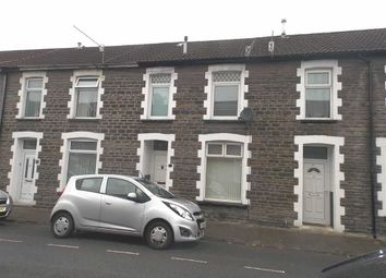 Thumbnail 2 bed terraced house for sale in Middle Street, Pontypridd