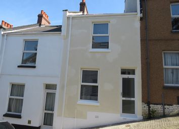 Thumbnail 2 bedroom terraced house for sale in Phillimore Street, Stoke, Plymouth
