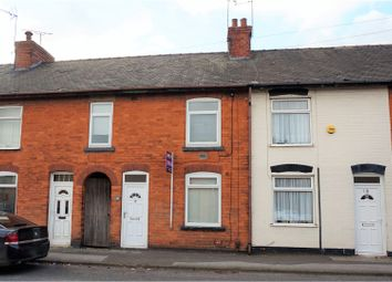 Thumbnail 2 bed terraced house for sale in The Twitchell, Sutton-In-Ashfield