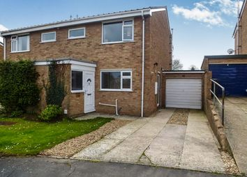 Thumbnail 3 bedroom semi-detached house for sale in Seaborough View, Crewkerne