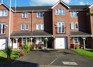 Thumbnail 2 bed terraced house for sale in Sheldon Drive, Macclesfield, Cheshire