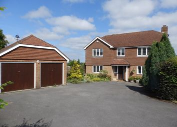 Thumbnail 4 bed detached house to rent in Stone Cross Road, Wadhurst