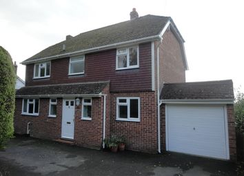 Thumbnail 4 bed detached house to rent in Bank Road, Aldington, Ashford