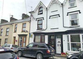 Thumbnail 4 bed terraced house for sale in Madoc Street, Porthmadog, Gwynedd