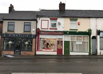 Thumbnail Retail premises for sale in 33 George Street, Newcastle-Under-Lyme, Staffordshire