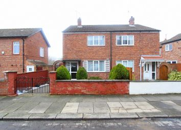 Thumbnail 2 bed semi-detached house to rent in Chatsworth Terrace, Darlington