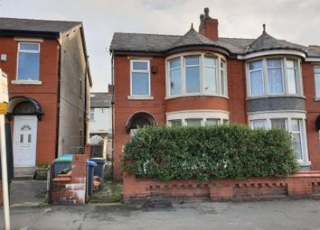 Thumbnail 3 bedroom end terrace house to rent in Ansdell Road, Blackpool, Lancashire