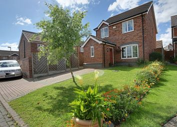 Thumbnail 3 bed detached house for sale in Goosander Close, Barton-Upon-Humber