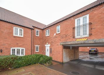 Thumbnail 2 bed flat for sale in Saxon Way, Barrow Upon Soar, Loughborough