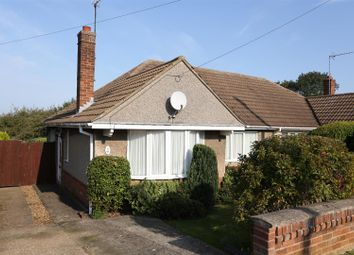 Thumbnail 2 bed semi-detached bungalow for sale in Plumtree Avenue, Wellingborough