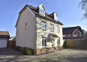 Thumbnail 5 bedroom detached house for sale in Whittaker Drive, Horley