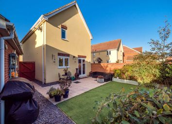 Thumbnail 3 bedroom detached house for sale in Pochard Street, Queens Hill, Norwich