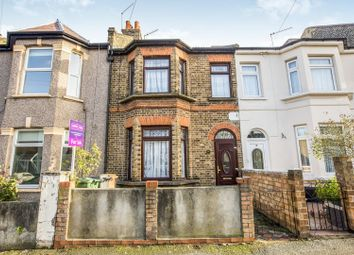 Thumbnail 3 bed terraced house for sale in Southwest Road, Leytonstone