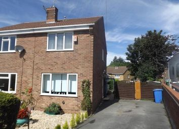 Thumbnail 2 bed semi-detached house for sale in Deepdale Road, Forest Town, Mansfield, Nottinghamshire